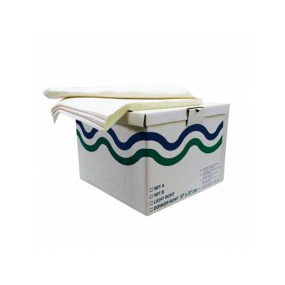 Euro Products Witte doek A-kwaliteit, 37cm x 37cm