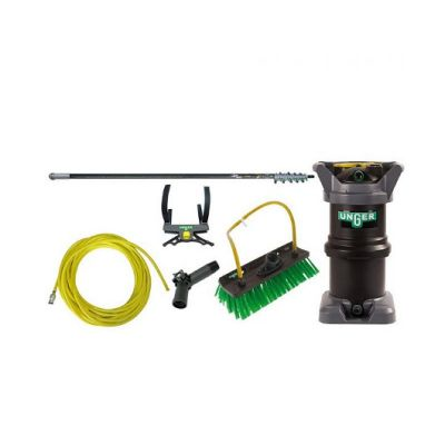 Unger nLite One Expert kit - met Hydropower DI24T + nLite one carbon steel 8.10 meter